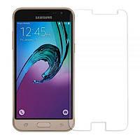 Захисне скло дисплея Samsung J320 Galaxy J3 2016 (0.3 мм, 2.5 D), Захисне скло для Samsung Galaxy Телефони