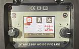 Аргонодуговой сварочный инвертор СПИКА GTAW 250P AC/DC PFC LCD, фото 3