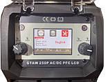 Аргонодуговой сварочный инвертор СПИКА GTAW 250P AC/DC PFC LCD, фото 5