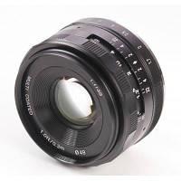 Обєктив Meike 35mm f / 1.7 MC E-mount для Sony (MKE3517)