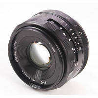 Обєктив Meike 35mm f / 1.7 MC FX-mount для Fujifilm (MKEF2817)