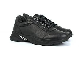 Кроссовки зимние на меху теплые кожаные мужская обувь больших размеров Rosso Avangard Winter Ada Street BS