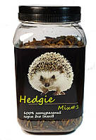 Корм для їжаків Hedgie Mix#1, банку 600 мл/200 г, фото 1