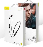 Оригинальные спортивные Bluetooth наушники гарнитура Baseus Encok S12 Black