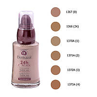 Тональный крем DERMACOL 24h Control Make-Up