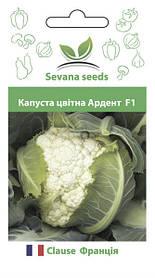 Семена цветной капусты Ардент F1 20 шт. Clause НОВИНКА