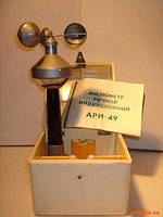 Анемометр АРИ-49 (2,0-30,0 м/с) ручной индукционный