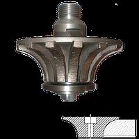 Cегментна алмазная фреза B20 / B30 / B40 / B50 для гранита и песчаника