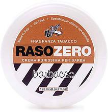 Мило для гоління Rasozero shaving soap Barbacco, 125 мл