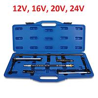 Toptul JDAN0222. Рассухариватель клапанов универсальный, съемник, ключ, приспособа для рассухаривания, фото 1