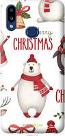 "Чехол на Samsung Galaxy A10s A107F Merry Christmas ""4106u-1776-40693"""