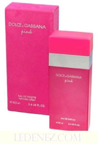 Dolce Gabbana Light Pink  100ml