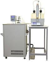 Установка для определения предельной температуры фильтруемости дизельных топлив ПТФ