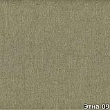 Прямой раскладной диван от производителя еврокнижка СМИЛА 1 Диван для повседневного сна Коричневый, фото 6