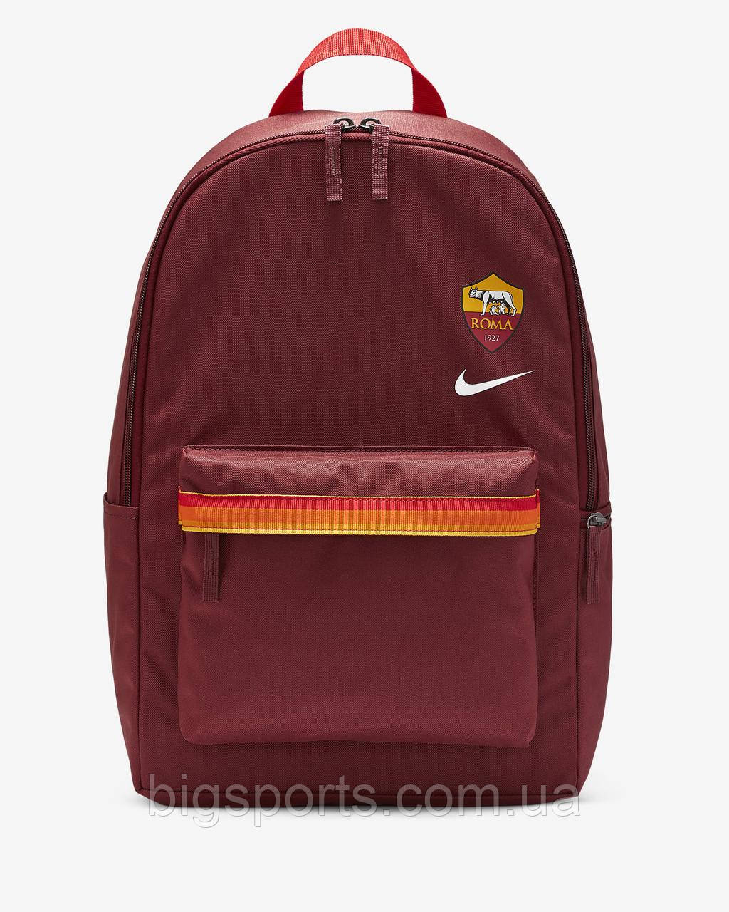Рюкзак спортивный Nike AS Roma Stadium Backpack (арт. CQ8389-613)