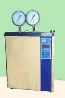 Аппарат ДНПБ для определения давления насыщенных паров бензина с 2 бомбами