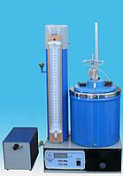 Аппарат ПАФ - полуавтоматический для определения температуры фильтруемости дизельных топлив