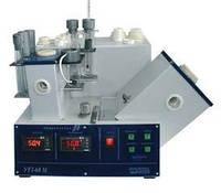 Установка УТЗ-60М для определения температур текучести, застывания, помутнения и кристаллизации
