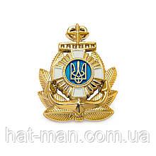Кокарда офіцерська Морського флоту