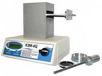 Прибор КЗМ-4Ц экспресс-контроль пылевидных и глинистых частиц в песке, щебне, гравии