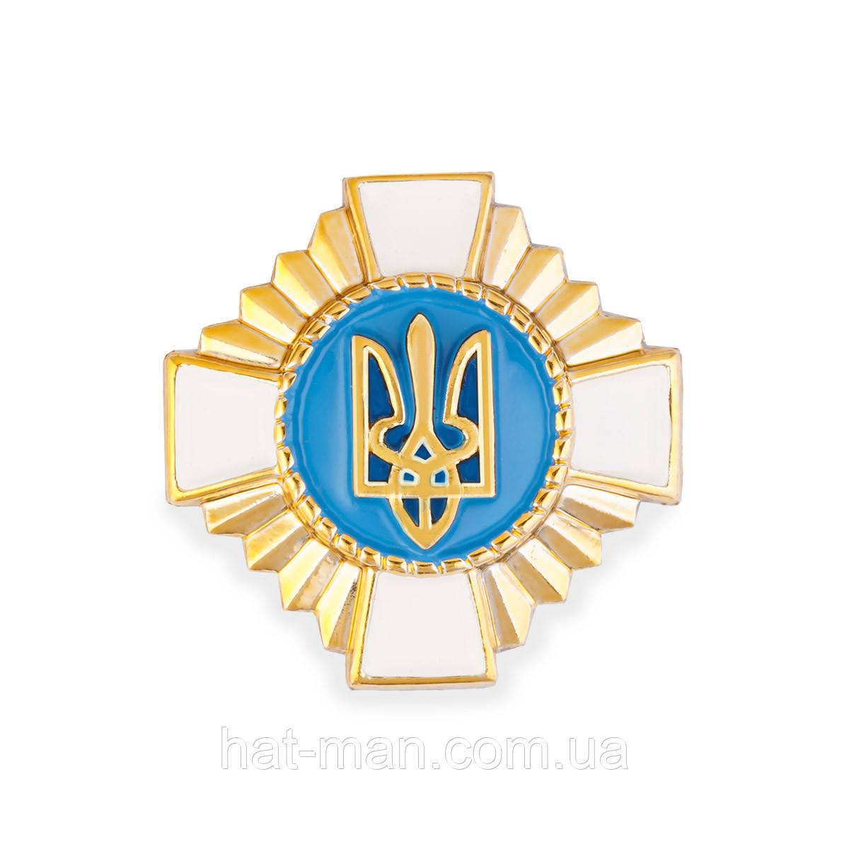 Кокарда Козацький хрест