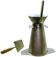 Конус КА-Н для определения подвижности бетона (комплект) н/ж