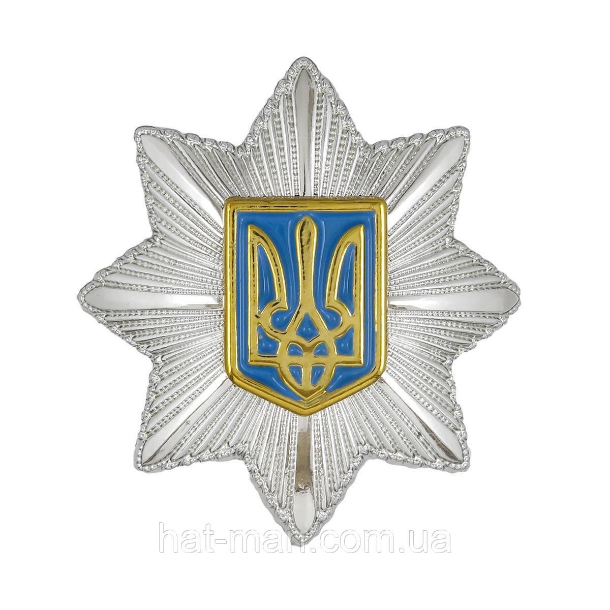 Кокарда Полиции