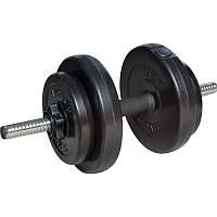 Гантели 2 * 10 кг Atleto 11723