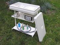 Установка для дезинфекции и стерилизации эндоскопов НЕРПА