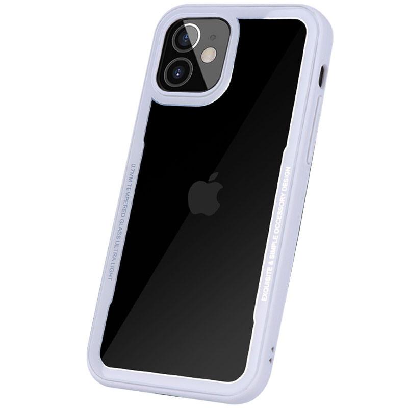 "TPU+PC чехол G-Case Shock Crystal для Apple iPhone 12 mini (5.4"")"
