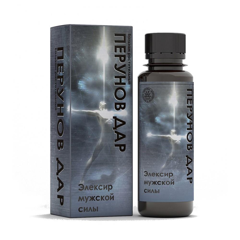 «Перунов дар» — препарат для повышения потенции