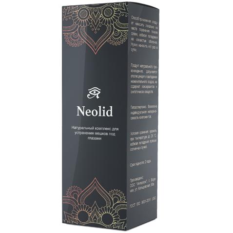 Комплекс для устранения мешков под глазами Neolid(Неолид)