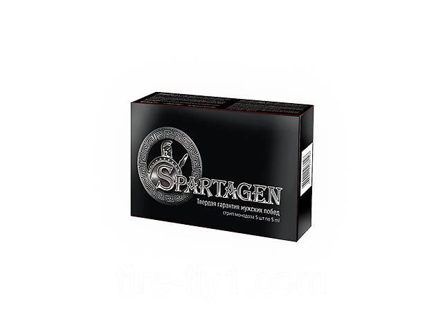 Spartagen - Капсулы для повышения потенции (Спартаген)