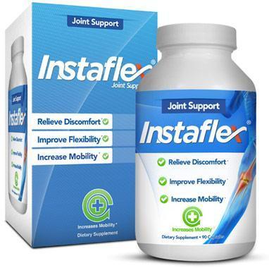 Instaflex - Капсулы для лечения суставов (Инстафлекс). Средство от болей в суставах Instaflex