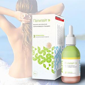 Папилайт - Комплекс от папилломавируса и бородавок. Папилайт - Натуральное средство