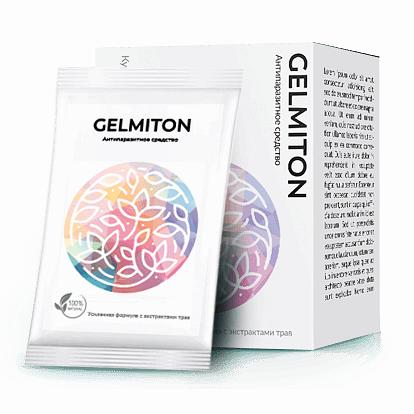 Gelmiton - Средство от гельминтов и глистов. Противопаразитарный препарат Гельмитон