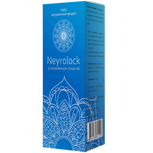Neyrolock (Нейролок) успокаивающее средство от стрессов