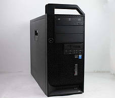 Lenovo D30 WorkStation Tower / Intel Xeon E5-2640 v2 (8 (16) ядер по 2.0 - 2.5 GHz) / 8 GB DDR3 / 500 GB HDD /, фото 2