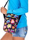 Небольшая тканевая сумка на плечо Loren S01A 9026-5, фото 6