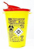 Контейнер для утилизации игл и медицинских отходов, емкость 5л (с PP), CSH