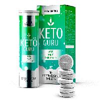 Шипучие таблетки для похудения Keto Guru(Кето Гуру)