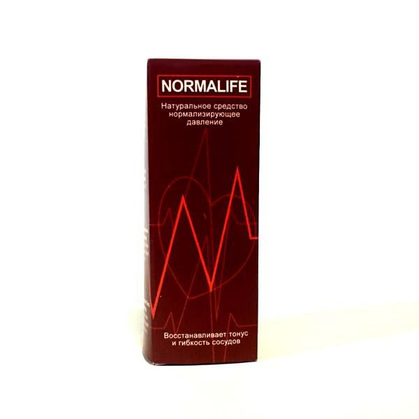 Normalife (Нормалайф), средство от гипертонии