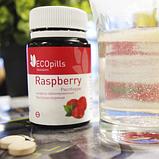 Eco Pills Raspberry (Эко Пилс Распберри), таблетированные конфеты для похудения, фото 2