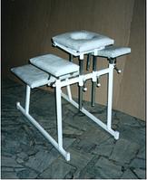 Стол для воротникового массажа СВМ