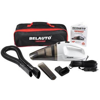 Автопылесос BELAUTO Торнадо 110 Вт сухая и влажная уборка (BA53-W)