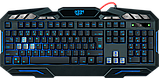 Клавиатура DEFENDER Doom Keeper GK-100DL RU,3-х цветная,19 Anti-Ghost, фото 2