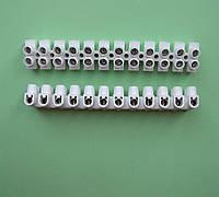 Клеммная колодка 4 мм² 3А, пластик (РА) не поддерживающий горение