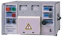 Установка УПУ-21 высоковольтная измерительная (испытательная)