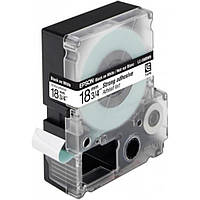 Лента для принтера этикеток EPSON Labelworks LK5WBW (C53S655012)