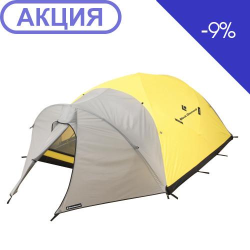 Палатка Black Diamond BOMBSHELTER Yellow